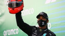 Hamilton iguala as 91 vitórias de Schumacher e voa em busca do heptacampeonato