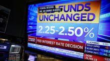 Setor bancário pressiona índices Dow Jones e S&P 500, após decisão do Fed