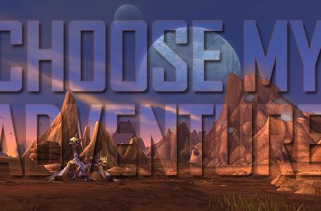 Choose My Adventure: World of Warcraft High