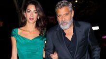 """George Clooney: """"No sabía lo vacía que estaba mi vida, hasta que conocí a Amal"""""""