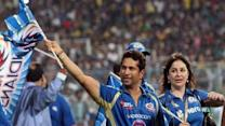 Sachin says Goodbye to IPL