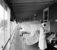 The 1918 Flu Pandemic Killed Hundreds of Thousands of Americans. The White House Never Said a Word About It