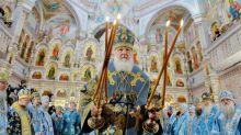 Russia's Patriarch Kirill blasts 'schismatic' Constantinople church
