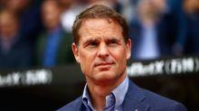 Frank de Boer named as Ronald Koeman's Netherlands successor