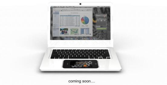 """OLO dreams up iPhone-powered netbook, CELIO shouts """"don't do it!"""""""