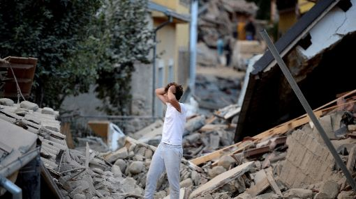 Italy quake toll climbs to at least 159: official