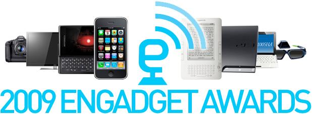 The winners of the 2009 Engadget Awards!