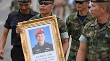 Navy SEAL who died during Thai cave rescue honoured posthumously