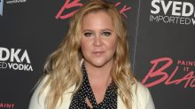 Amy Schumer splits from boyfriend Ben Hanisch