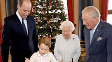 The Royal Family Is In Full Christmas Mode With Festive Pudding And Santa Costumes