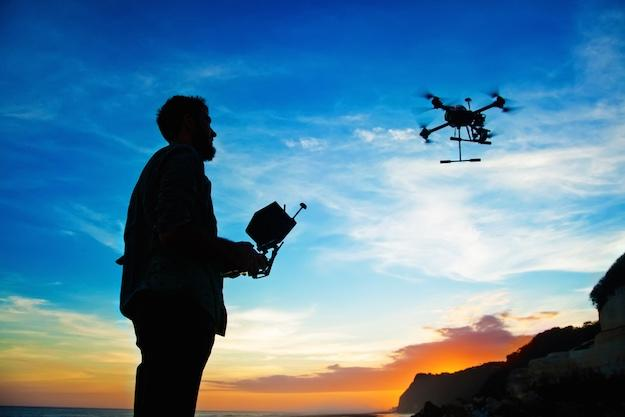 A complete list of drones that need to be registered with the FAA