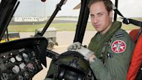 Britain's Prince William Has a New Job