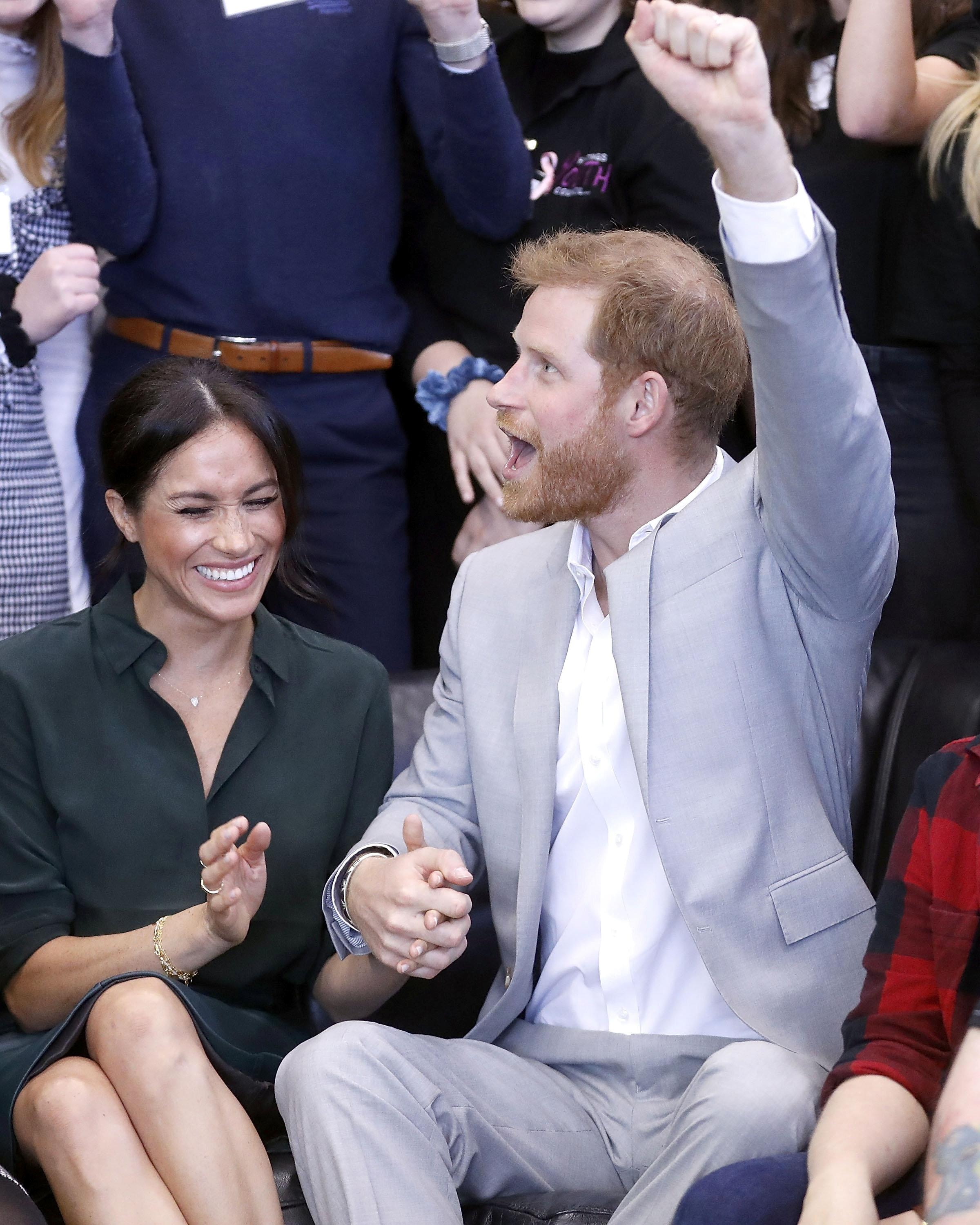 Prince Harry And Meghan Markle Having Baby