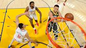 Steph still straw that stirs drink for Warriors