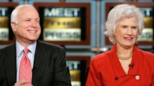 John McCain's Mom, 106, Is 'Proud' of His Legacy — But It's 'Tough' to 'Bury Your Child': Source