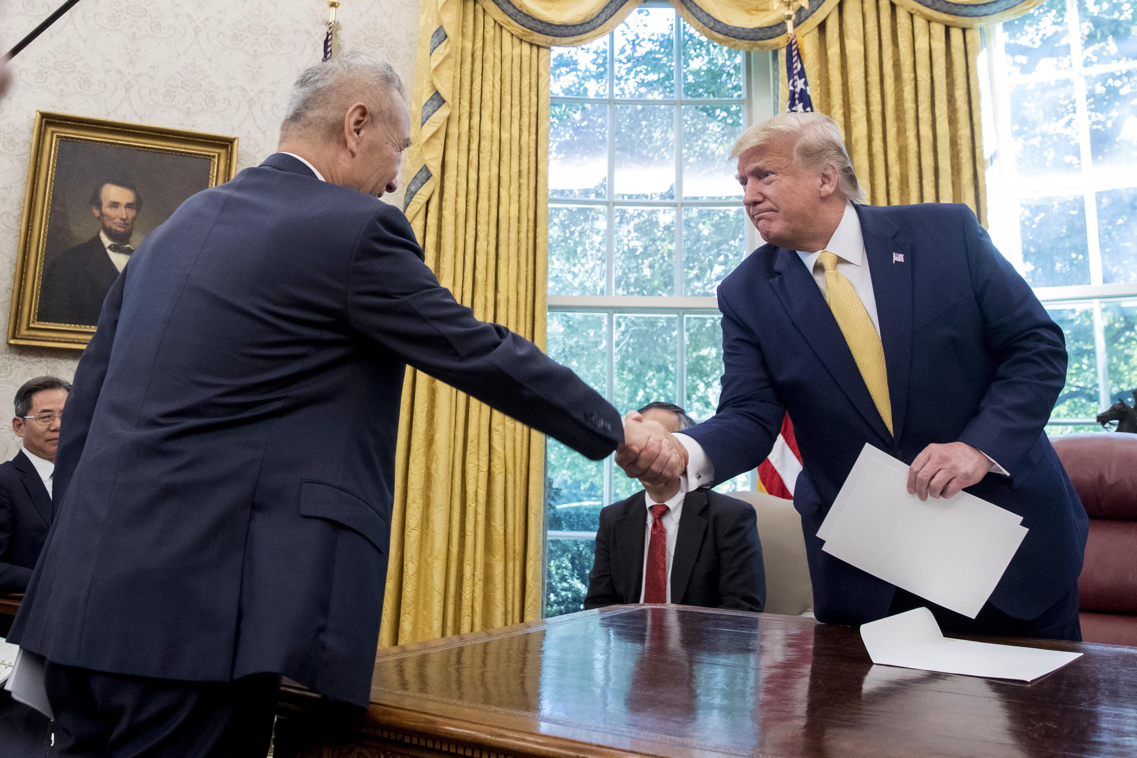 Beware Trump's handshake deals on trade