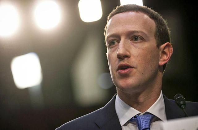 Watch Mark Zuckerberg's second day of congressional testimony at 10AM ET