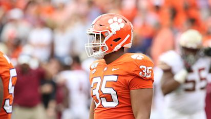 Retired Clemson DE on lingering COVID effects