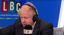 Boris Johnson confronted by single mother on live phone-in over 'illegitimate children' remarks