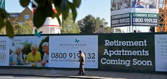 Private equity firm Lone Star swoops on McCarthy & Stone in £630m bid