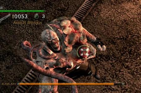 Resident Evil: Chronicles HD Collection just wants to dance