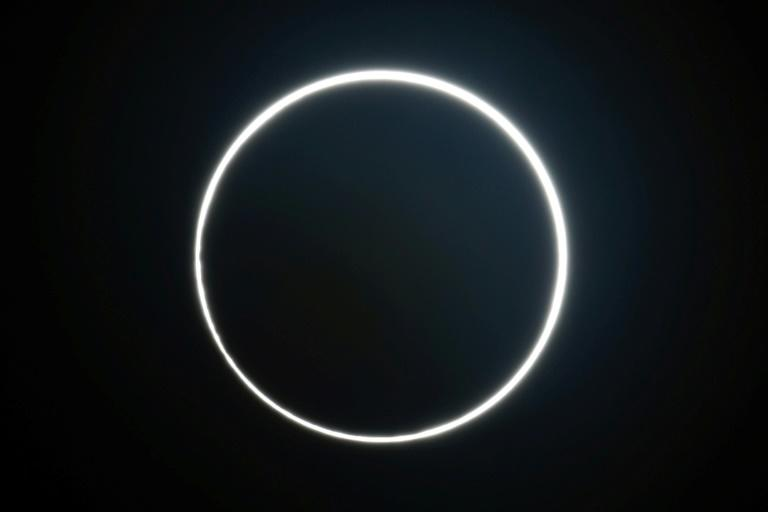Solar eclipse seen across Pakistan