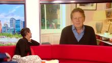 Naga Munchetty tells Bill Turnbull she misses him in emotional 'BBC Breakfast' reunion