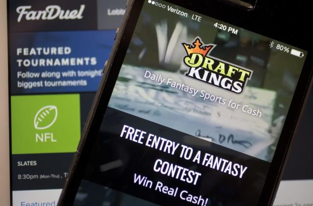 DraftKings and FanDuel are reportedly talking about a merger (updated)