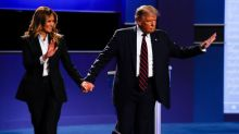 Trump and wife Melania test positive for COVID-19