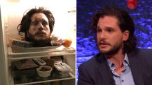 Kit Harington's terrifying prank on his fiancée