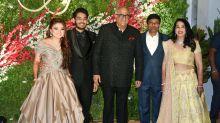 Pics: B-Town celebrates the wedding of Akshay Gada