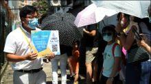 Pro-demokratische Opposition in Hongkong hält Vorwahlen ab