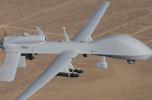 Pentagon confirms Iraq drone crash that surfaced online