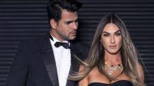 Nicole Bahls e Marcelo Bimbi posam chiques para grife e relaxam em spa:'Ele me traz paz'