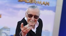 Somehow, Stan Lee is technically the highest-grossing actor in the world