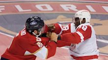 Red Wings mailbag: On Givani Smith's demotion, Anthony Mantha's struggles