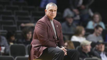 South Carolina coach has COVID-19 again