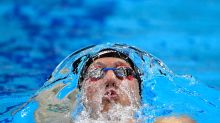 Kalisz driven to gold by Phelps, Lochte legacy