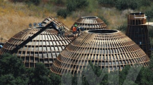 Kanye West building Star Wars-inspired domes in Calabasas