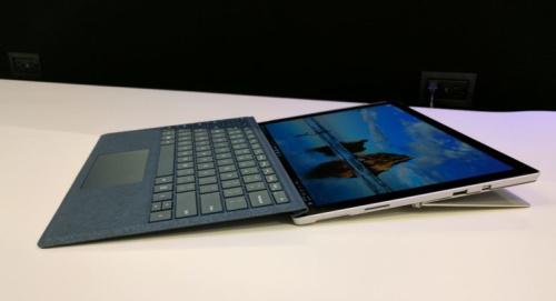 Surface Pro new kickstand.