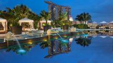 三日兩夜出走濱海灣   新加坡文華東方酒店