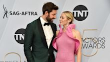 'Is she baby bumping?': Emily Blunt's latest look sparks pregnancy rumours