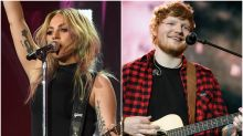 Lady Gaga Defends Ed Sheeran After Her Fans Drive Him Off of Twitter: 'Be Kinder Everybody'