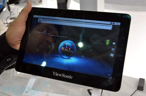 ViewSonic ViewPad 10Pro and ViewPad 7x hands-on redux (video)
