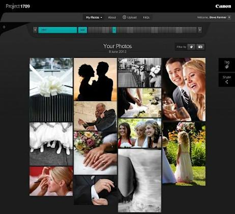 Canon launches Project 1709: a strangely named photo service with deep Facebook hooks
