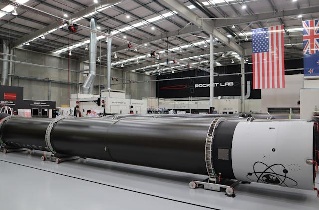 Rocket Lab's next reusable rocket mission will test a new heat shield