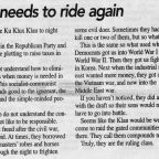 Alabama newspaper editor calls for the Ku Klux Klan to 'clean out D.C.'