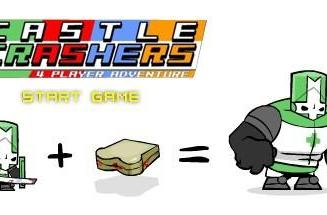 New Castle Crashers video: Beefy mode
