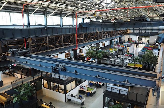 A tech accelerator grows in Brooklyn