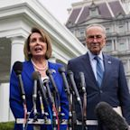 Trump, Democrats Clash After House Passes Resolution Opposing U.S. Withdrawal in Syria
